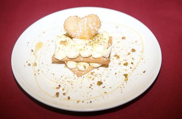 Caffe dell'Amore Cannoli a Strati (Stacked Cannoli)