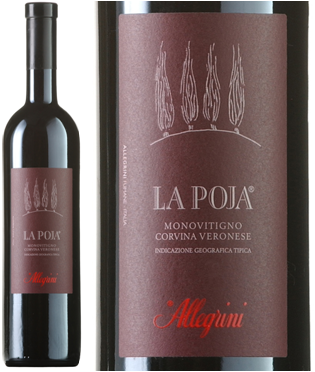 Wine of the Week: Allegrini La Poja Veronese IGT, 2006 – 15% OFF