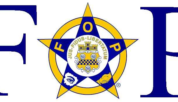 Letter from the Fraternal Order of Police thanking us for our support.