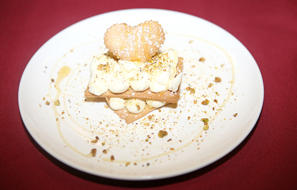 Escape to Italy For a Romantic Dinner With Fine Dining & Stacked Cannoli at Caffè dell'Amore