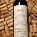 Wine of the Week: RC2 Sagrantino di Montefalco DOCG 2007 – 10% OFF