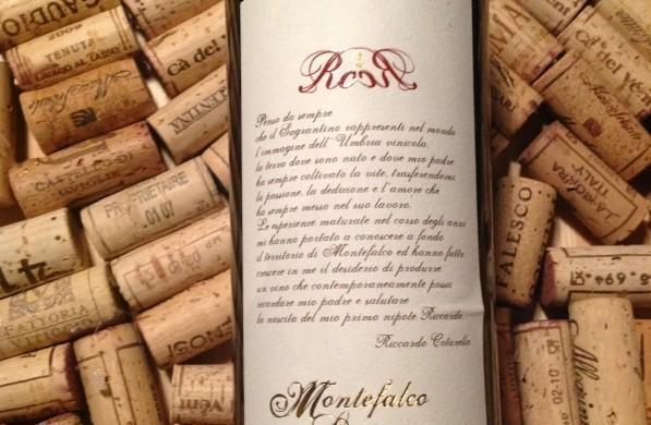 Wine of the Week: RC2 Sagrantino di Montefalco DOCG 2007 – 10% OFF
