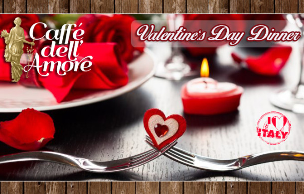 Love is On the Menu: Reserve your Table NOW for Valentine's Day!