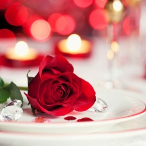 Valentine's Day Dinner at Caffè dell'Amore